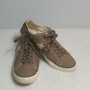 Converse One Star 1990's Brown Vintage
